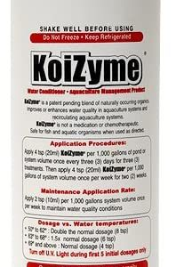 Koizyme 32 oz bottle by Koi Care Kennel.