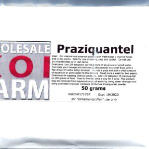 Wholesale Koi Farm Praziquantel package
